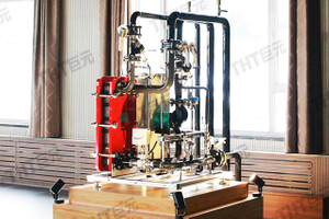 Intelligent Building Heat Exchanger Unit