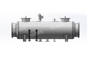 THT Brand Plate and Shell Heat Exchanger