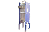 Heat Exchanger for Heating Industry