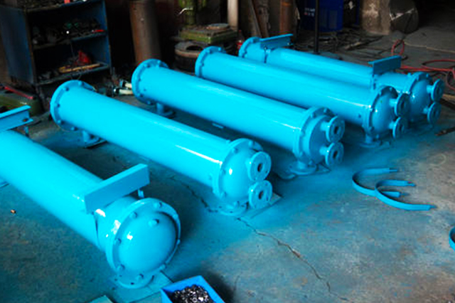 buy single pass shell and tube heat exchanger - GUPHE